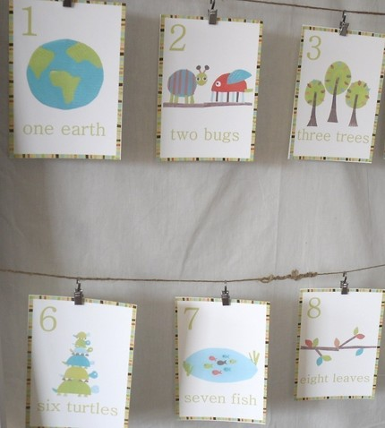 Eco Wall Cards