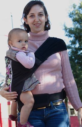 Scootababy Hip Carrier
