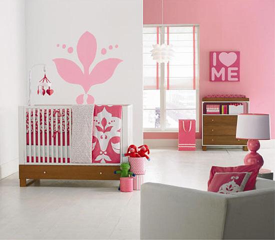 Modern Nursery Ideas: Pimp Your Crib: Modern Nursery Design