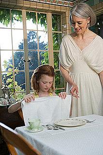 Debate About Etiquette Classes for Children