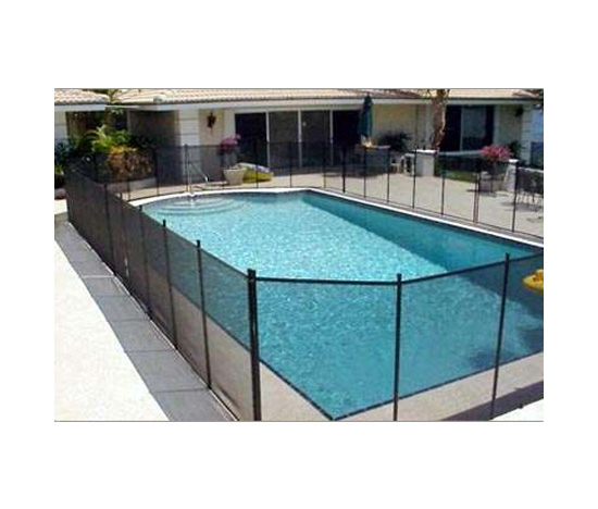 Fence In the Pool