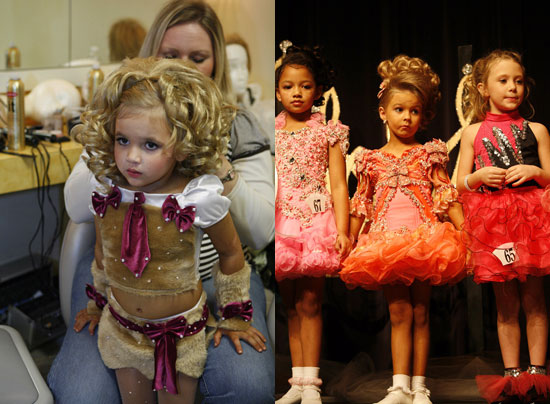Have You Tuned In to Toddlers & Tiaras?