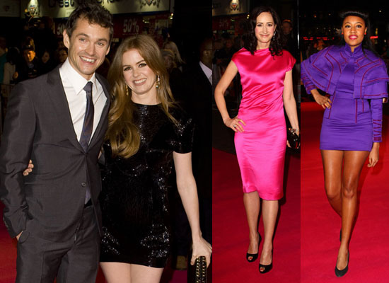 Watch Exclusive Behind the Scenes Footage Plus Photos of Isla Fisher and Hugh Dancy at Confessions Of A Shopaholic UK Premiere