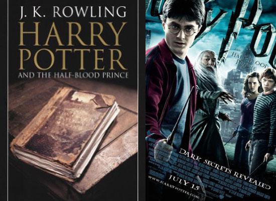 essays on harry potter books