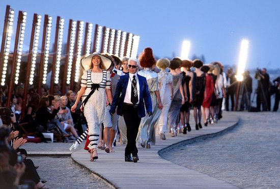 Chanel Cruise Venice Karl Lagerfeld