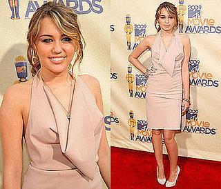 Miley Cyrus at the 2009 MTV Movie Awards