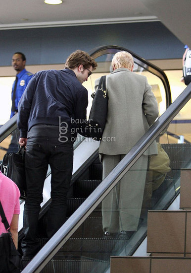 Rob At LAX