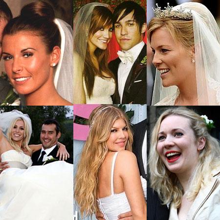Celebrity Weddings 2008