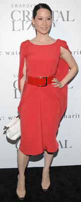 Celeb Style: Lucy Liu