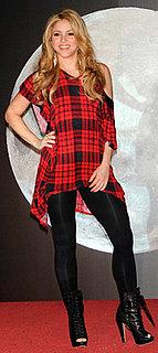 Celeb Style: Shakira