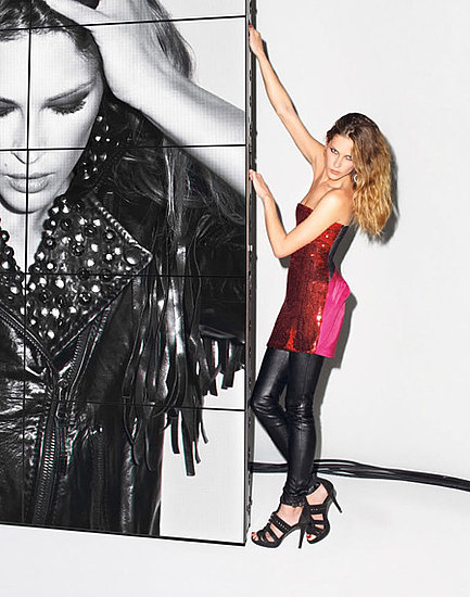 Erin Wasson does Pinko for F/W 2009-2010 Ad campaign
