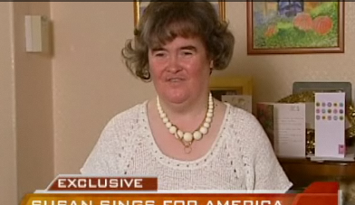 Susan Boyle From Britain's Got Talent