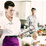 Are Modern Dads the Housewives of This Generation?