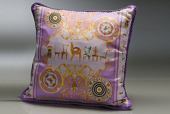 In the News: Versace Launches New Home E-Boutique