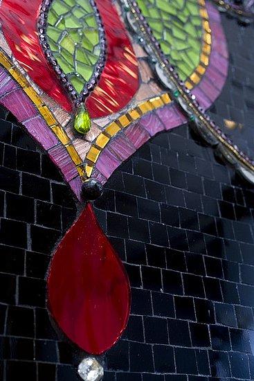 Crave Worthy: Chandelier Mosaic