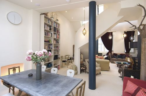 Sienna Miller Lists Her London Home For Less