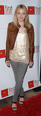 Celeb Style: Dakota Fanning