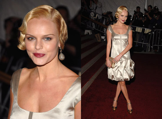 The Met's Costume Institute Gala: Kate Bosworth