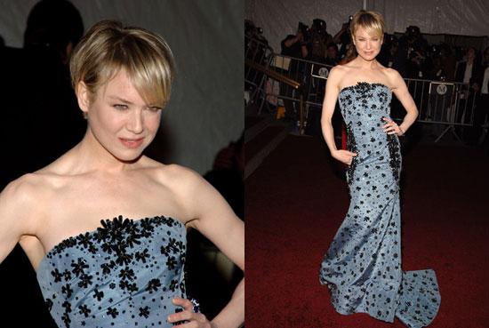 The Met's Costume Institute Gala: Renee Zellweger