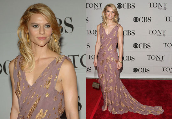 61st Annual Tony Awards: Claire Danes