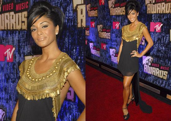MTV Video Music Awards: Nicole Scherzinger