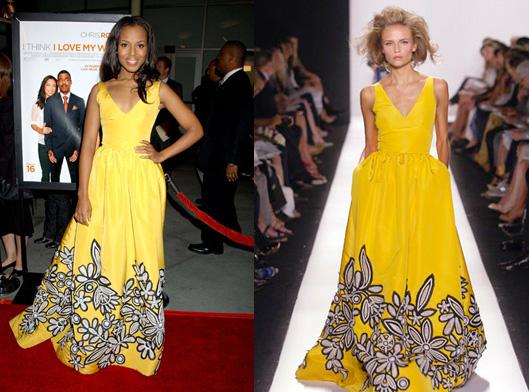 Celebrity Style: Kerry Washington