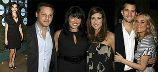 Stars of Big and Small Screens Gather at EW Party