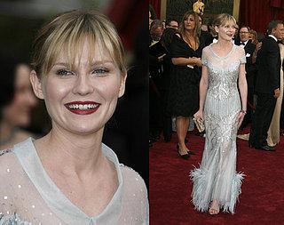 Oscars Red Carpet: Kirsten Dunst