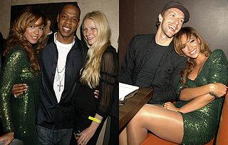 Beyonce and Jay-Z Celebrate with Gwyneth