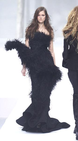 Paris Fashion Week, Fall 2007: Nina Ricci