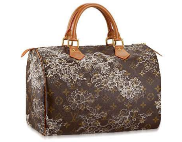 Louis Vuitton Monogram Dentelle Speedy: Love It or Hate It?