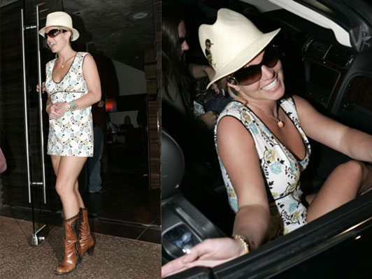Celebrity Style: Britney Spears