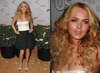 Us' Hot Hollywood Style Winners: Lindsay Lohan