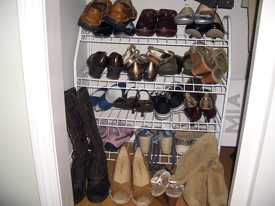 Style for Style: Smart Shoe Storage!