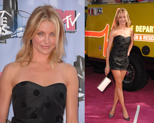 MTV Movie Awards: Cameron Diaz