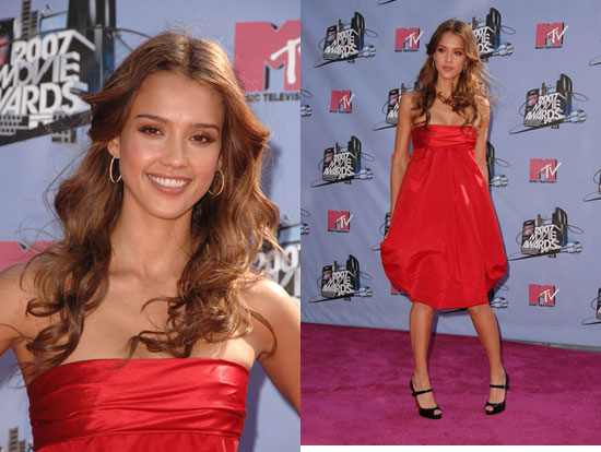 MTV Movie Awards: Jessica Alba
