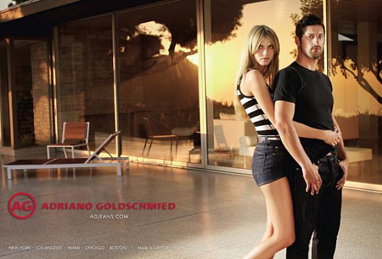 Fab Ad: AG Adriano Goldschmied