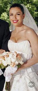 Fab Flash: Eva Longoria Marrying in Chanel...And Vera!