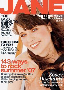Fab Flash: Jane Magazine Folds
