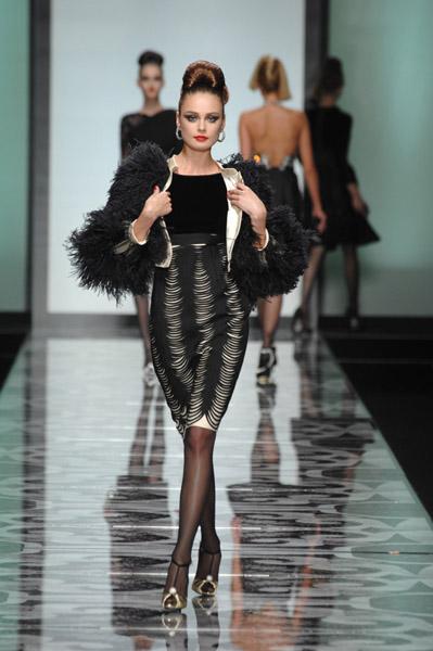 Fall 2007 Couture: Valentino