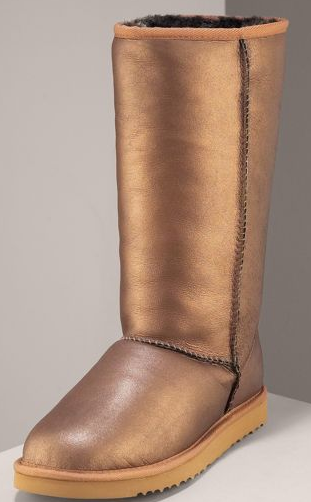 UGG Australia Classic Tall Metallic Boot: Love It or Hate It?
