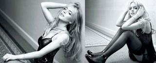 More Lindsay Lohan for Jill Stuart...Hot or Not So Hot?!