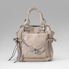 Trend Alert: Gray Handbags
