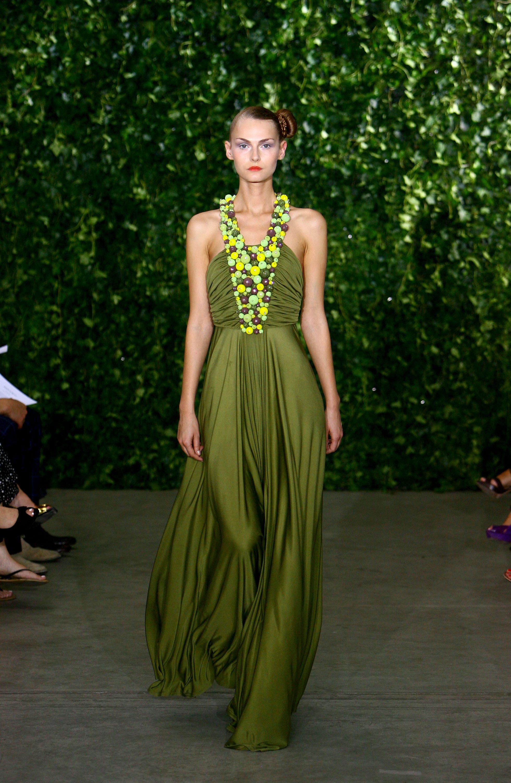 New York Fashion Week, Spring 2008: Catherine Malandrino
