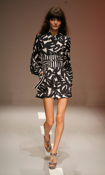 New York Fashion Week, Spring 2008: DKNY