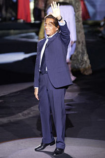 Fab Flash: Valentino Throws in the Designing Towel