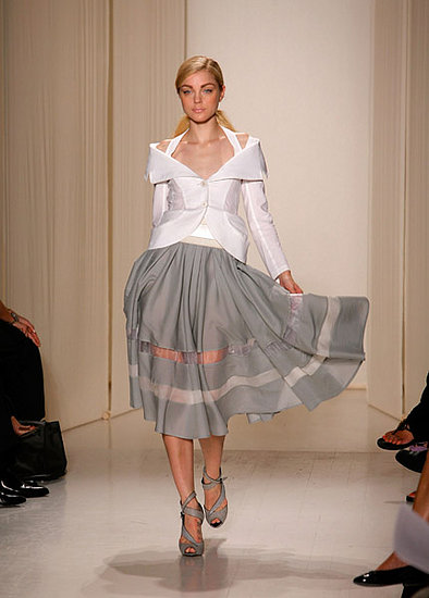 New York Fashion Week Trend Alert: Sheer Bliss