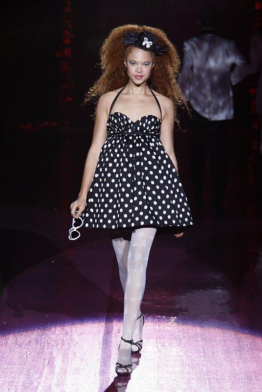 New York Fashion Week Trend Alert: Polka Dots