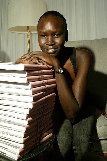 Fab Read: Alek, From Sudanese Refugee to International Supermodel