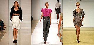 New York Fashion Week Trend Alert: High & Waisted